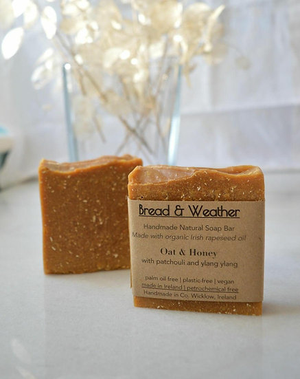 Bread and Weather Soap Oat and Honey