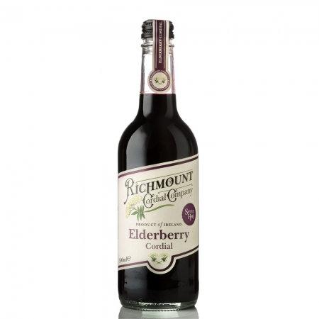 Richmount Elderberry Cordial