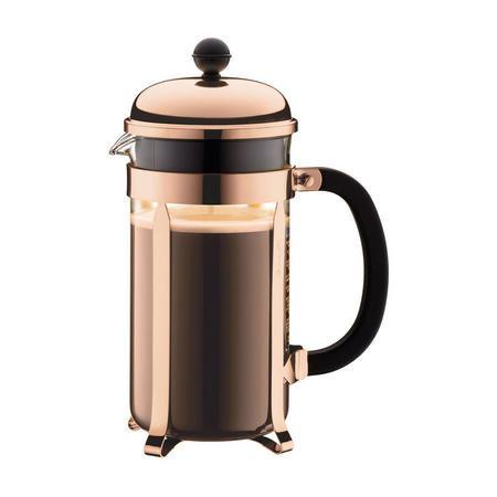 Bodum French Press (Copper) 8 Cups