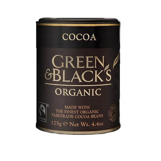 Green and Black's Organic Cocoa 125g