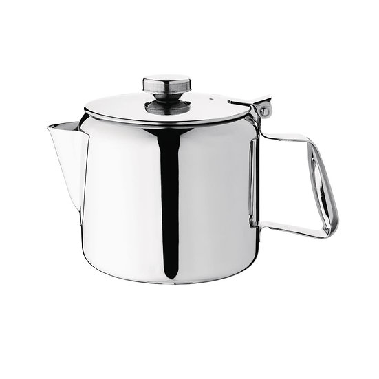 Olympia - Stainless Steal Tea Pot (S 12oz)