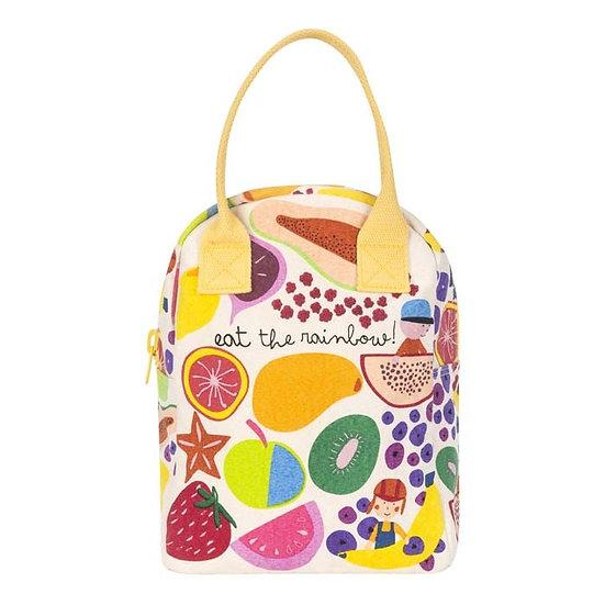Fluf  - Eat the Rainbow Lunch Bag
