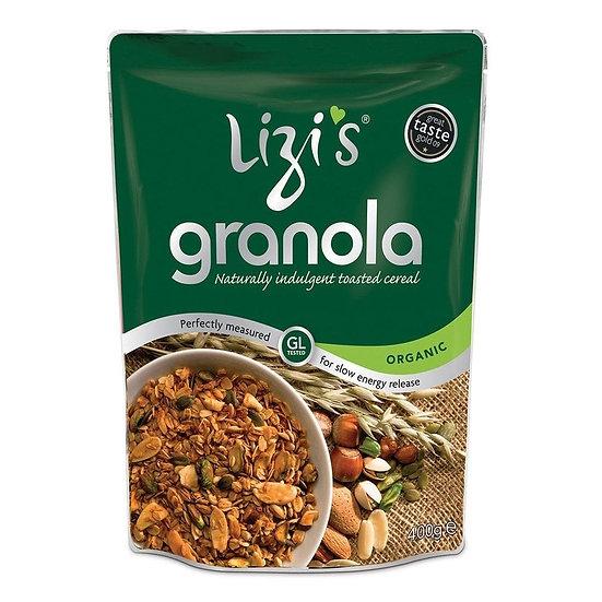 Lizis Granola Organic