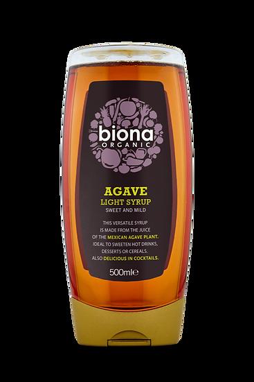 Biona Organic Agave Syrup 500mls