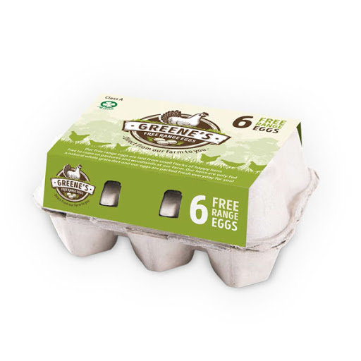 Greenes Fresh Free Range Eggs