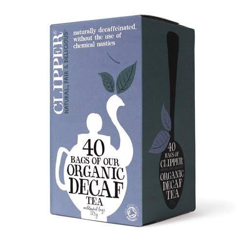 Clipper Decaf 40 Teabags