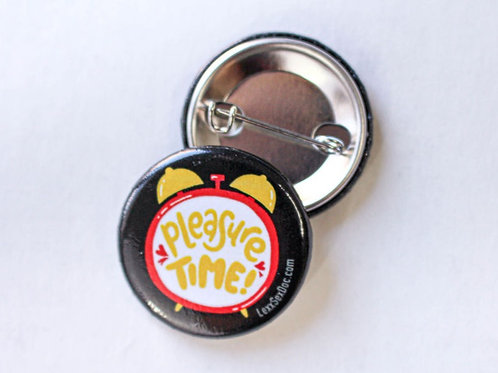 Pleasure Time Buttons