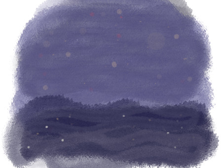 Mali, the Magic Bed, and the Night Sea (a short story)