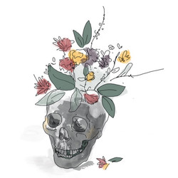 Samhain's sweet vase