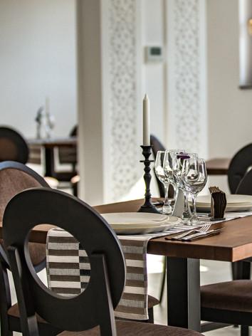 Cerdac Cotesti restaurant menu a la carte farm to table vegan