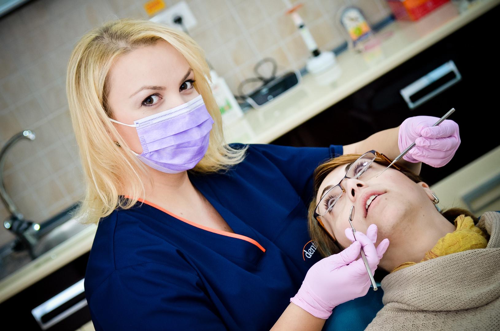 dr Irina Ciobanu, medic stomatolog