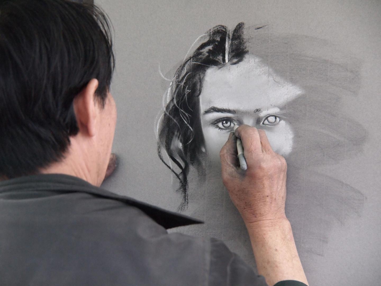 Portrait Course, art course