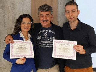 Certificação Técnica Advanced Muscle Palpation com Nick Spano DC