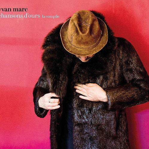 CD - Yvan Marc - Chansons d'ours - la compile