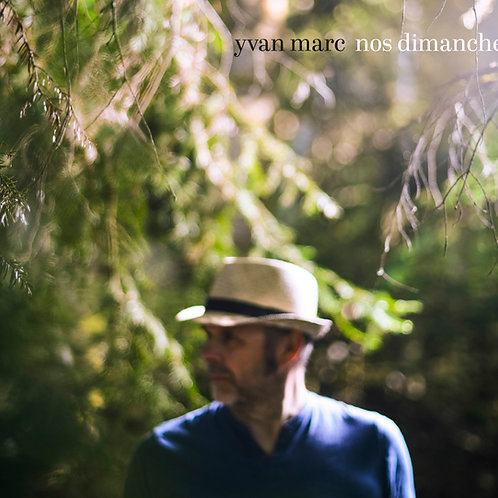 CD - Yvan Marc - Nos dimanches