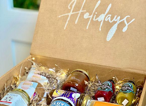 BIPOC-Led Local Foodie Box - Holiday Gift Box