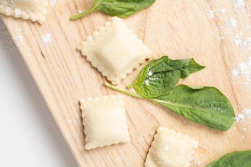 Plant-Based Cheese Ravioli | By Nonno's Pasta Shop