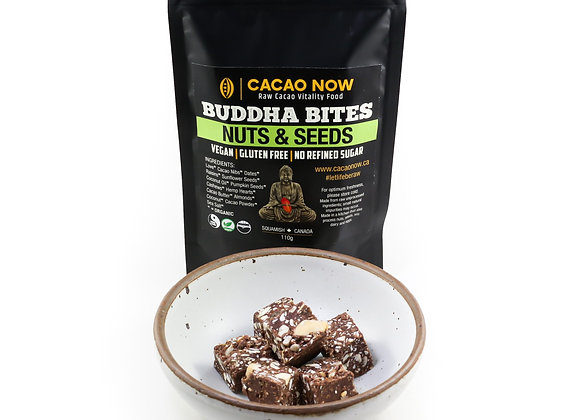 Buddha Bites - Nuts & Seeds | By Cacao Now