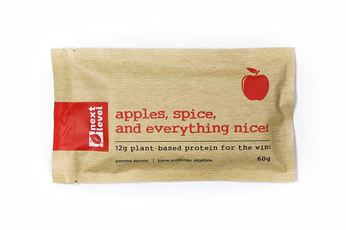 Apples, spice, and everything nice!