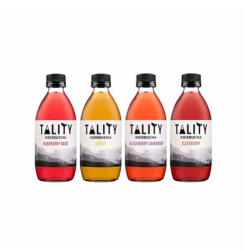 The Classic (4 pack) | By Tality Kombucha