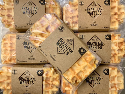 Brazilian Waffles | By Beijú Foods