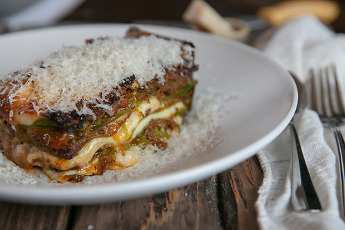 Lasagna Verde Alla Bolognese (Frozen) | By Pastaggio