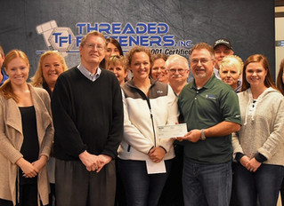 Threaded Fasteners Golf Tournament to Benefit Team Focus