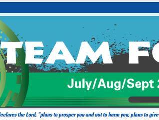 July/Aug/Sept 2017 Newsletter