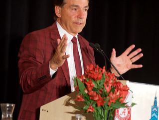 "Coach Nick Saban to Speak at Team Focus' 12th Annual ""A Night with Nick Saban"""