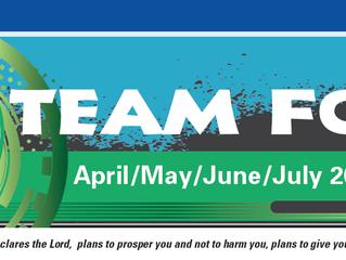 April/May/June/July 2013 Newsletter