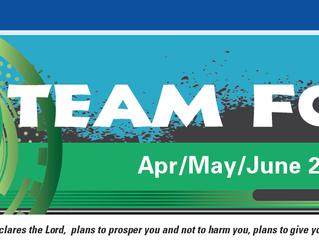April/May/June 2014 Newsletter