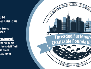2021 Threaded Fasteners Open House & Golf Tourney Set for October 1-2