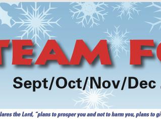 Sept/Oct/Nov/Dec 2019 Newsletter