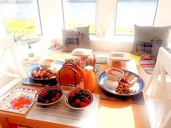 Breakfast in your room