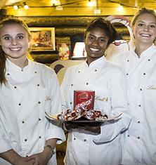Hospitality Staff: Nuevo Staffing