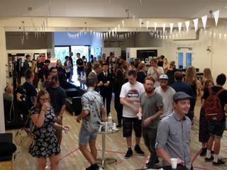 Nye studerende fylder 16-miljøet op