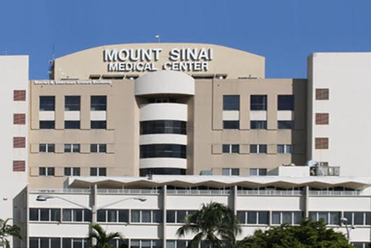 Mount Sinai Medical Center, Miami Beach, Florida