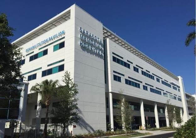 Sarasota Memoral Hospital Rehab Pavillion, Sarasota, FL
