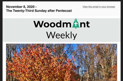 Woodmont Weekly 11-15-20