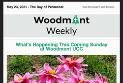Woodmont Weekly 5-23-21