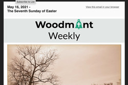 Woodmont Weekly 5-16-21