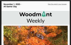 Woodmont Weekly 11-1-20