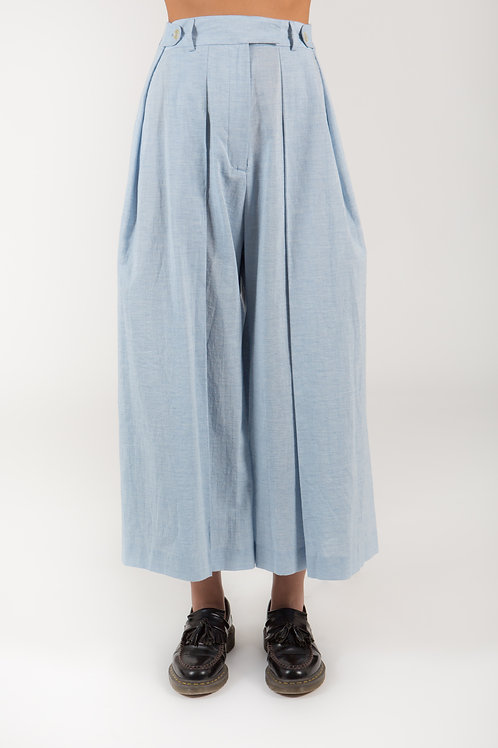 Seiryu Organic Cotton Hakama Trousers