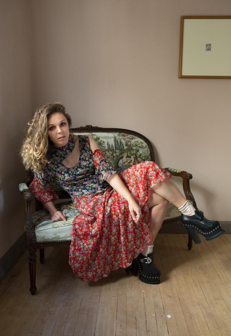 Ryska Dress, Bespoke Design
