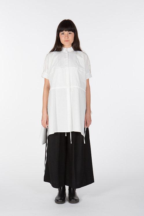 Seiryu Snow Organic Cotton Reversible Shirt