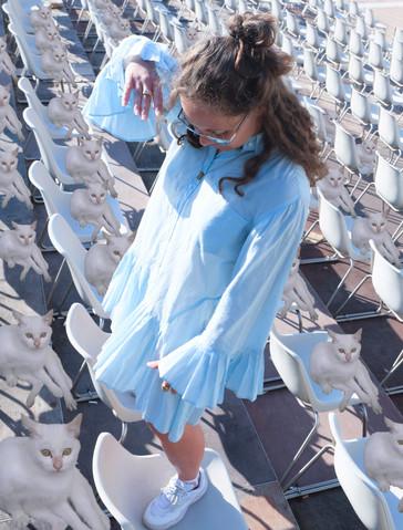 Kiki Dress, Bespoke Design