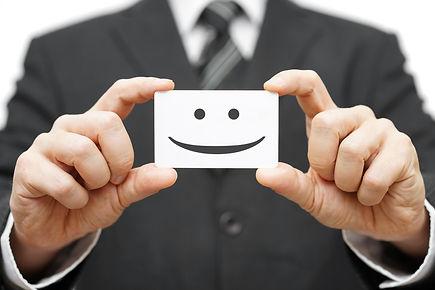 Smiling Card