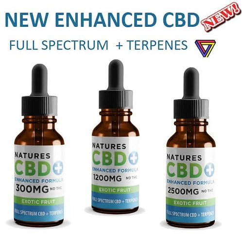 Natures Enhanced CBD
