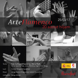 20170325 Stuudio ArteFlamenco 20 aastat