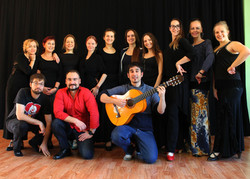 Maria Keck Comunicacion de Flamenco Tall